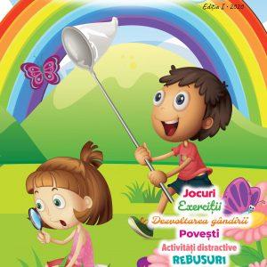 Ghidușii – revistă educativă pentru copii isteți
