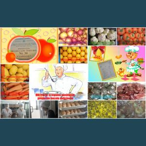 Alimentația copiilor trebuie să cuprindă în perioada de creștere un aport de vitamine, proteine și minerale echilibrat